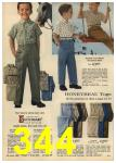 1961 Sears Spring Summer Catalog, Page 344