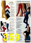 1977 Sears Fall Winter Catalog, Page 359