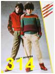 1985 Sears Fall Winter Catalog, Page 314