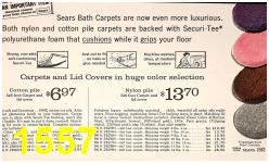 1964 Sears Spring Summer Catalog, Page 1557
