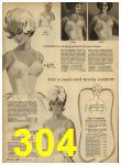 1962 Sears Spring Summer Catalog, Page 304