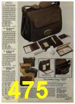 1980 Sears Fall Winter Catalog, Page 475