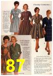 1963 Sears Fall Winter Catalog, Page 87