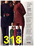 1971 Sears Fall Winter Catalog, Page 318