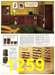 1971 Sears Fall Winter Catalog, Page 1259