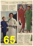 1959 Sears Spring Summer Catalog, Page 65