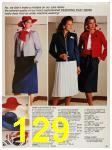 1987 Sears Spring Summer Catalog, Page 129