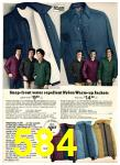 1975 Sears Fall Winter Catalog, Page 584