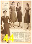 1958 Sears Fall Winter Catalog, Page 44
