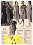 1965 Sears Fall Winter Catalog, Page 325