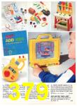 1990 Sears Christmas Book, Page 379