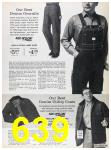 1967 Sears Fall Winter Catalog, Page 639