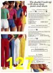1980 Sears Spring Summer Catalog, Page 127