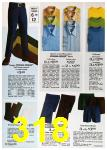 1972 Sears Spring Summer Catalog, Page 318
