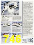 1988 Sears Fall Winter Catalog, Page 746