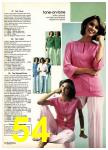 1977 Sears Spring Summer Catalog, Page 54