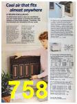 1986 Sears Spring Summer Catalog, Page 758