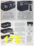 1967 Sears Fall Winter Catalog, Page 176