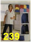 1984 Sears Spring Summer Catalog, Page 239