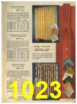 1965 Sears Fall Winter Catalog, Page 1023