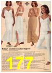 1974 Sears Spring Summer Catalog, Page 177