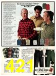 1973 Sears Fall Winter Catalog, Page 421