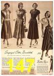 1949 Sears Spring Summer Catalog, Page 147