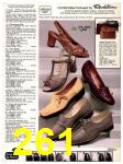 1982 Sears Fall Winter Catalog, Page 261