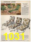 1962 Sears Spring Summer Catalog, Page 1031