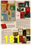 1967 Montgomery Ward Christmas Book, Page 181