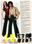 1975 Sears Fall Winter Catalog, Page 15