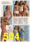 1965 Sears Spring Summer Catalog, Page 504