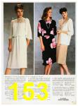 1985 Sears Fall Winter Catalog, Page 153