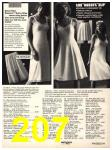 1978 Sears Fall Winter Catalog, Page 207