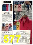 1974 Sears Fall Winter Catalog, Page 577