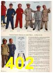 1958 Sears Fall Winter Catalog, Page 402