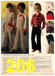 1978 JCPenney Christmas Book, Page 206