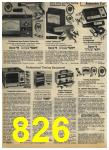 1980 Sears Fall Winter Catalog, Page 826