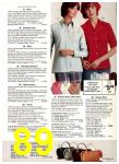 1976 Sears Fall Winter Catalog, Page 89