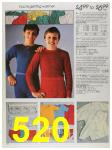 1988 Sears Fall Winter Catalog, Page 520