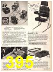 1969 Sears Fall Winter Catalog, Page 395