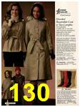 1978 Sears Fall Winter Catalog, Page 130
