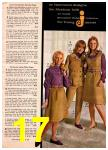 1966 Montgomery Ward Fall Winter Catalog, Page 17