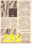 1962 Montgomery Ward Spring Summer Catalog, Page 292