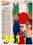 1982 Sears Christmas Book, Page 351