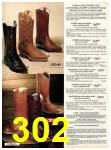 1982 Sears Fall Winter Catalog, Page 302