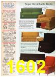 1967 Sears Fall Winter Catalog, Page 1602