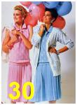 1986 Sears Spring Summer Catalog, Page 30