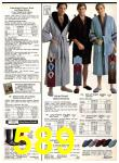 1982 Sears Fall Winter Catalog, Page 589