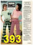 1976 Sears Fall Winter Catalog, Page 393
